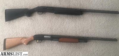 For Sale/Trade: Mossberg 930 and 500