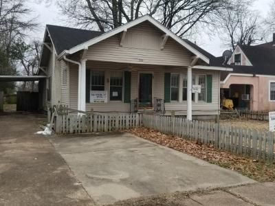 2 Bed 2 Bath Foreclosure Property in Clarksdale, MS 38614 - School St