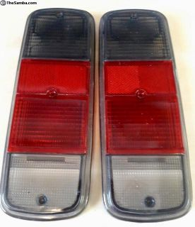 bus 72-79 tail light tailight lenses Smoked