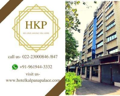 Hotel mumbai central | Hotels in bombay central | Hotel kalpana palace