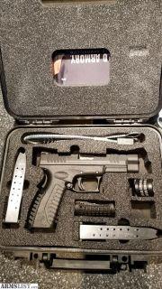 For Trade: Springfield xdm 40