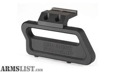 For Sale: Red army standard AK optics mount