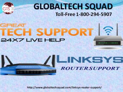 Linksys Router Support Toll Free 1-800-294-5907