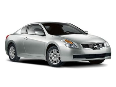 2009 Nissan Altima 2.5 S (Winter Frost Pearl)