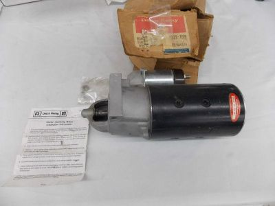 Sell NOS 1984535 323-199 STARTER W/ SOLENOID CADILLAC CHEVY TRUCK 1978-1985 5.7 5.0 motorcycle in London, Kentucky, US, for US $99.95