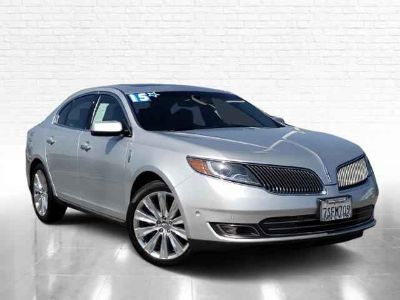 Used 2015 Lincoln MKS 4dr Sdn 3.5L AWD