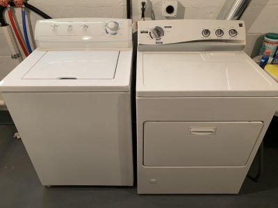Washer and Dryer - Electric - Great Condition
