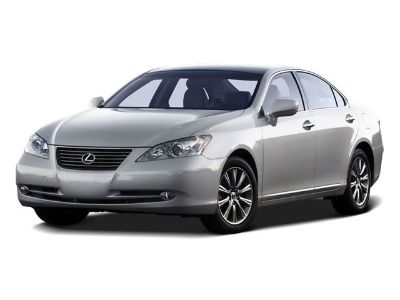 2008 Lexus ES 350 Base (Black)