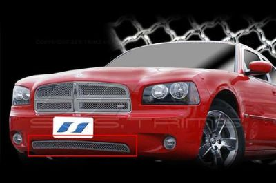 Purchase SES Trims TI-MG-135B 06-10 Dodge Charger Billet Grille Mesh Grill Chromed motorcycle in Bowie, Maryland, US, for US $207.00