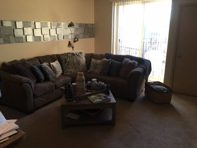 Large 1 Bedroom APT with very flexible move-in date