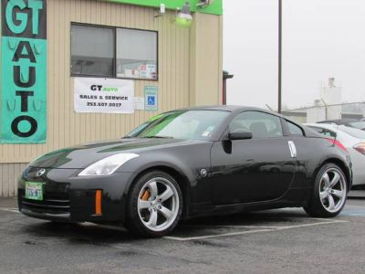 2007 Nissan 350Z Grand Touring Coupe - 6 Speed Manual