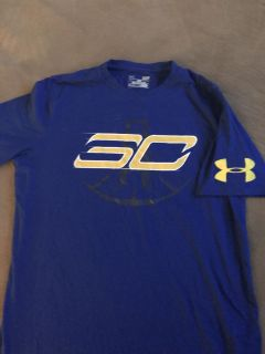 Under Armor Steph Curry Shirt