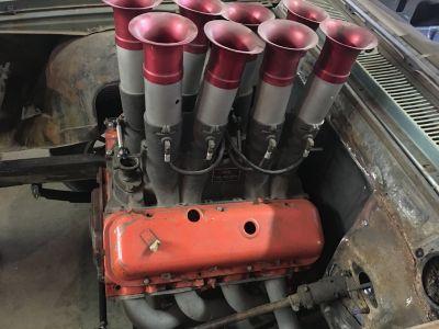 L88 l89 zl1 Nickey Yenko copo 427 /435 tri power ls6