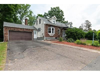 3 Bed 3 Bath Foreclosure Property in Vernon Rockville, CT 06066 - Old Dobson Rd