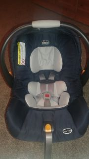 Chicco carseat and stroller