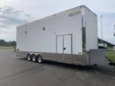 2008 Renegade 30 Stacker Trailer