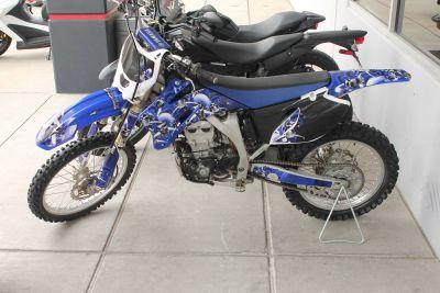 2008 Yamaha YZ450F Motocross Motorcycles Allen, TX