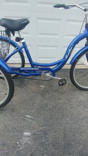 3-wheel bike. Schwinn