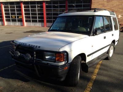 Reduced 1999 Land Rover Discovery