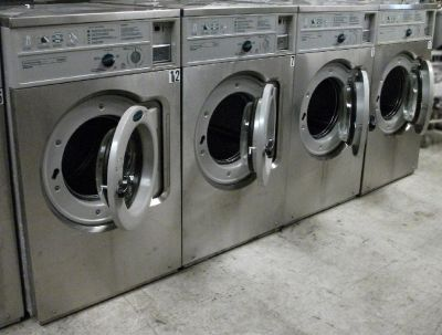 Coin Operated Wascomat Front Load Washer W620 Used
