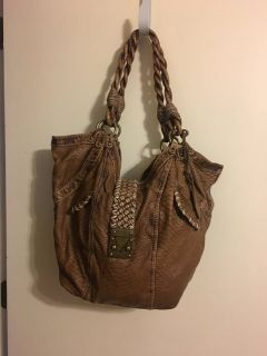 Light brown purse