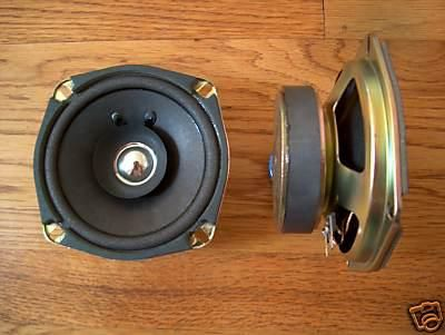 Find Pair of 5 inch Replacement Speakers for Jaguar E type XKE Series 1 Slim Fit motorcycle in Costa Mesa, California, US, for US $29.95