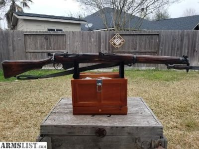 For Sale: Lee Enfield No1 Mk3. 303 British