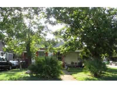 2 Bed 1 Bath Preforeclosure Property in Temple, TX 76504 - S 9th St