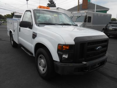 $12,990, 2008 Ford Super Duty F-350 SRW with 146,109 Miles
