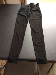 Light Weight Black Sweatpants in Size X Small