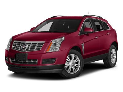 2013 Cadillac SRX Performance Collection (Crystal Red Tintcoat)