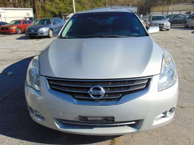 2011 Nissan Altima 2.5 (Silver Or Aluminum)