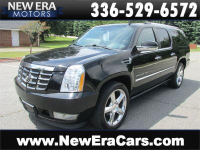 2010 Cadillac Escalade ESV Premium (Black)