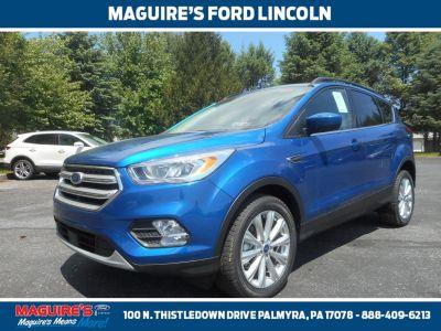 2019 Ford Escape (Lightning Blue)