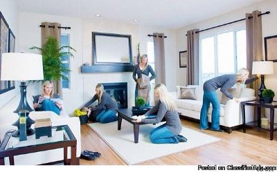 HOUSE CLEANING AND MAIDS SERVICES