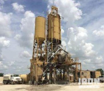 Rexworks Lo-Go 10P Concrete Batch Plant