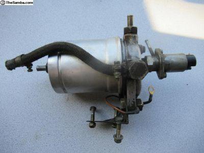 Porsche 911 MFI Fuel Filter Console BOSCH 0 450 13