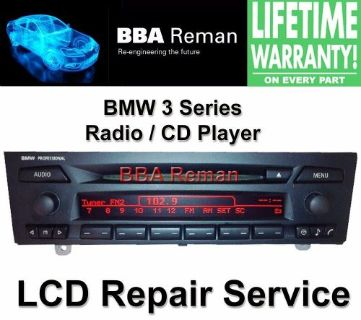 Buy 06 07 08 09 10 BMW 3-Series LCD Radio Display Repair Service 3 series motorcycle in Taunton, Massachusetts, United States