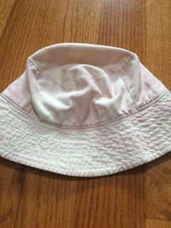 Old navy pink camo hat size s/m