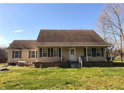 3 Bed 2 Bath Foreclosure Property in Summertown, TN 38483 - N Old Military Rd
