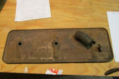 Sell MG TD MG TF Side cover engine motorcycle in Killingworth, Connecticut, United States, for US $20.00