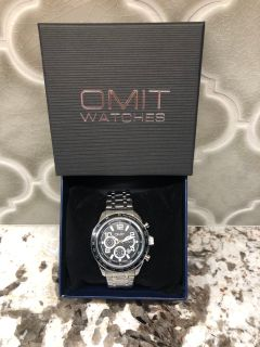 OMIT Men s watch. New in box.