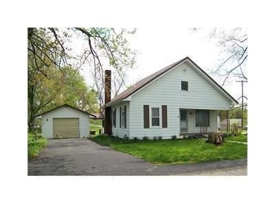 2 Bed 1 Bath Foreclosure Property in Dugger, IN 47848 - S Batman St