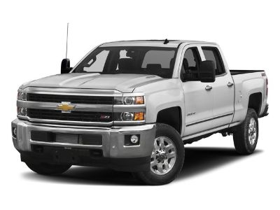 2017 Chevrolet Silverado 2500HD LTZ (Black)