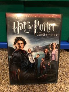 Harry Potter and the Goblet of Fire (P&S) (dvd_video)