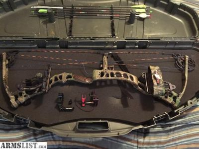 For Sale: Bowtech 82nd Airborne Compound Bow