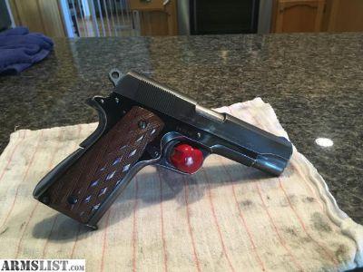 For Trade: 1951 Colt Commander LW 9mm