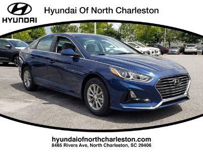 2019 Hyundai Sonata SE (Blue)