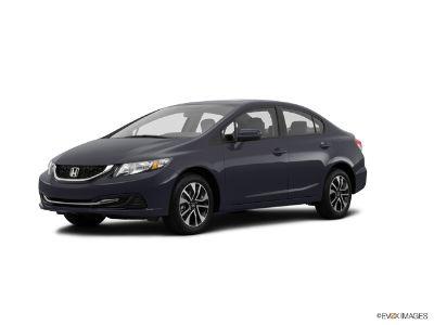 2015 Honda Civic EX (Modern Steel Metallic)