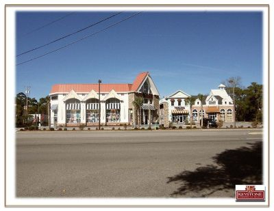 Pink House Square Shopping Center-For Sale-Myrtle Beach, SC.